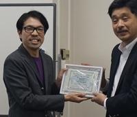 20150117 渡辺さんEXM 認定.JPG